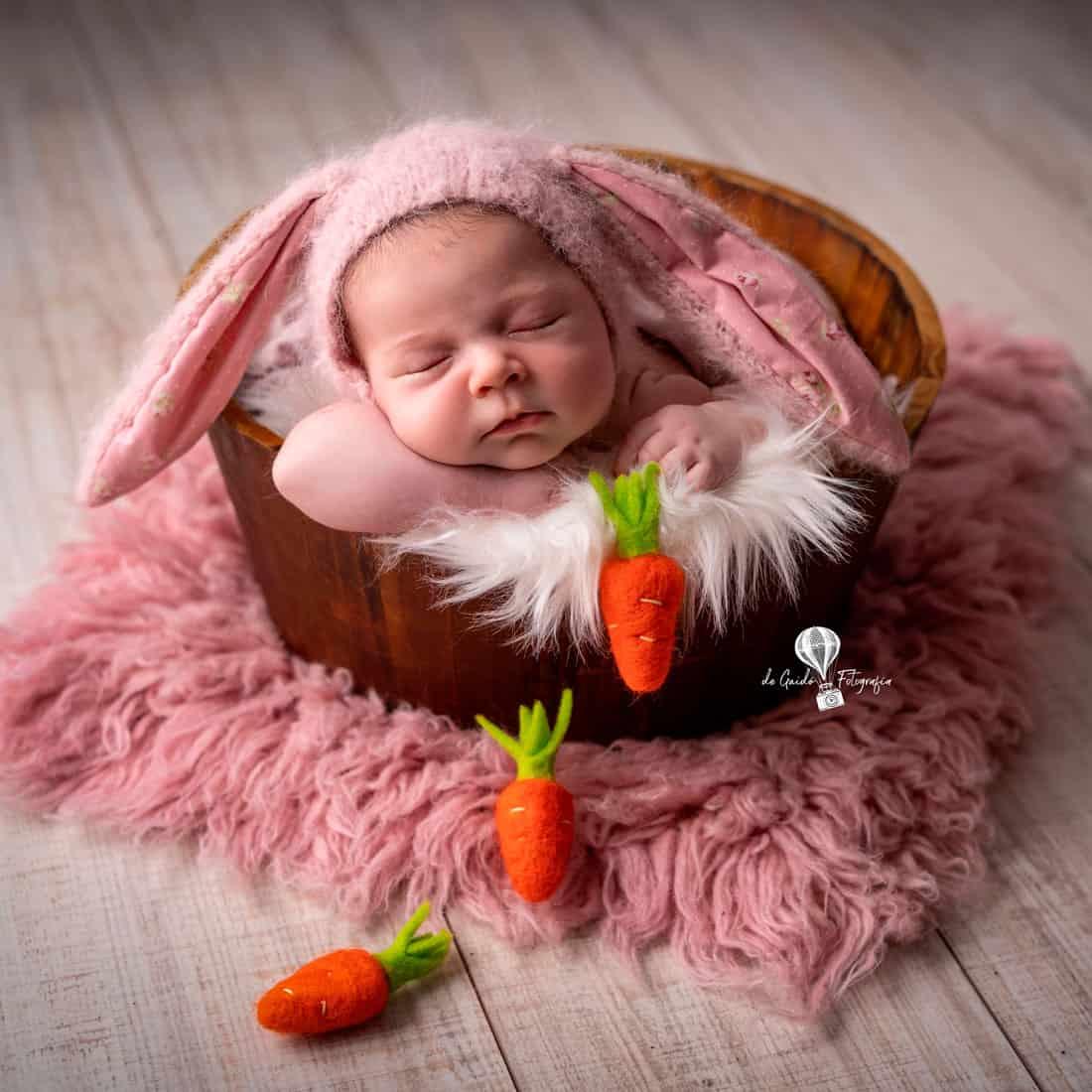 recien nacido foto la nucia
