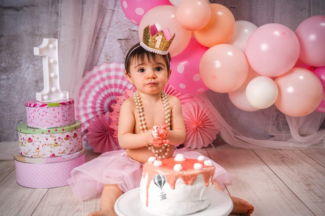 foto smash cake cumpleaños benidorm la nucia altea callosa