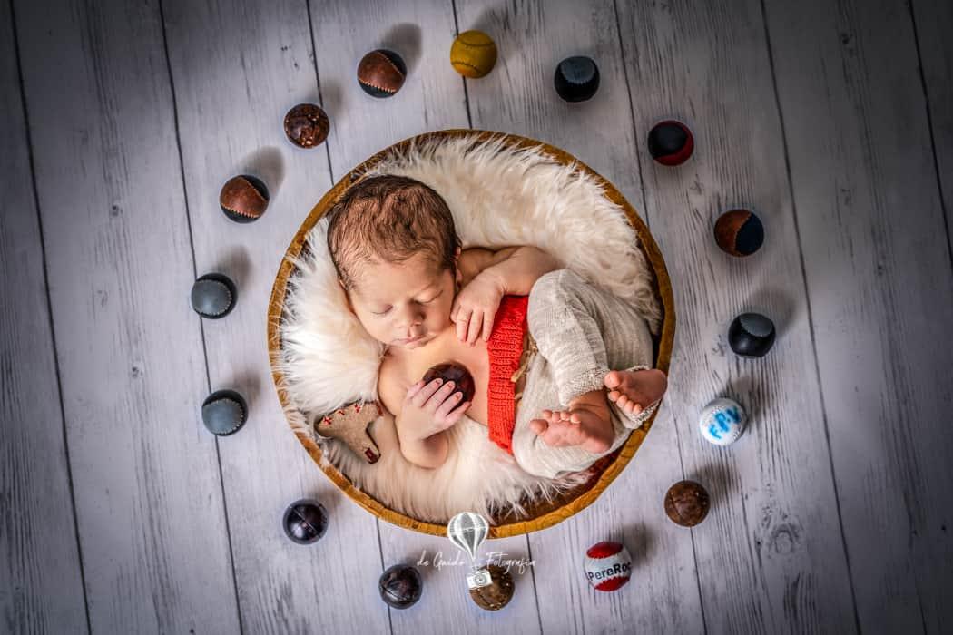 Fotografía de Newborn o Recien Nacido en Benidorm degaido
